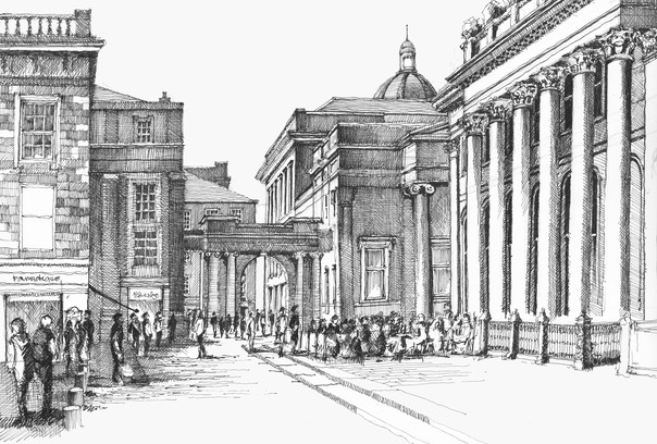 2.GLASGOW Royal Exchange