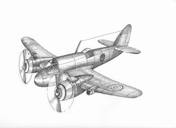 Bristol Beaufighter mk1