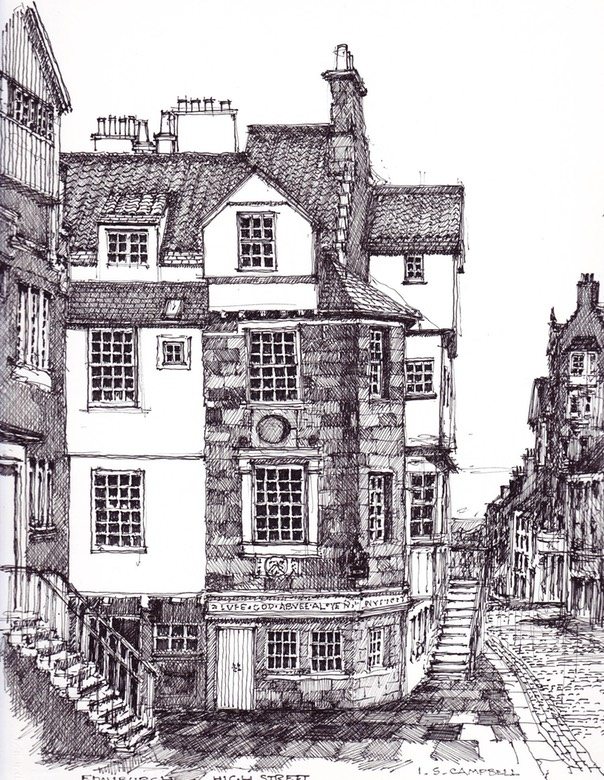 EDINBURGH High St.