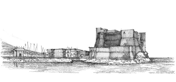 NAPLES Castel dell Ovo copy